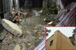Đã tìm ra nguyên nhân bức tường trường tiểu học ở Hà Nội đổ sập