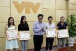 VTV khen thưởng nhà báo Lê Bình và nhóm thực hiện Ký sự Syria