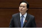 Video: Bộ trưởng GD-ĐT trả lời chất vấn vụ điều giáo viên đi tiếp khách