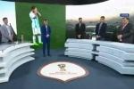 Video: MC truyền hình Argentina mặc niệm đội nhà sau trận thua tan nát