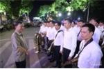 Bộ trưởng Công an Tô Lâm mang dàn kèn đặc biệt làm rộn ràng phố đi bộ Hồ Gươm