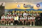 Đội bóng nhí Thái Lan họp báo: Ngạc nhiên khoảnh khắc thợ lặn Anh tìm thấy toàn đội