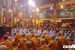 Không tổ chức họp báo, Trụ trì chùa Ba Vàng có buổi thuyết giảng liên quan đến 'vong báo oán'