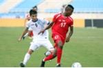 Không còn bóng dáng đội bóng vô địch U23 châu Á, U23 Uzbekistan thua U23 Palestine