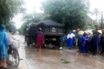 Bị cuốn vào gầm xe tải, thiếu nữ 18 tuổi chết thảm ở Quảng Bình