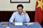 Hải quân Indonesia bắn bị thương ngư dân Việt Nam: Phó Thủ tướng Phạm Bình Minh điện đàm với Ngoại trưởng Indonesia