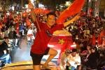 Dàn nghệ sĩ Việt vẫn thực hiện những điều từng hứa trước trận chung kết của U23 Việt Nam