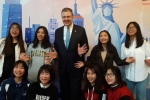 Video: Đại sứ Mỹ Daniel Kritenbrink chúc mừng ngày Quốc tế phụ nữ 8/3