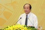 Bộ trưởng Mai Tiến Dũng: 'Không để các thế lực thù địch lợi dụng để kích động và gây rối dịp 2/9'