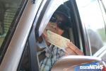 BOT Sóc Trăng thu phí trở lại, tài xế lại dùng chiêu 100 đồng