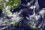 Lại xuất hiện áp thấp nhiệt đới ở giữa và Nam Biển Đông