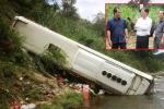Tai nạn kinh hoàng ở Kon Tum: Thứ trưởng Bộ Giao thông kiểm tra hiện trường