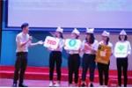 Sinh viên Việt thi tài tìm hiểu cách mạng 4.0 qua 'Olympic tiếng Anh không chuyên toàn quốc' 2018
