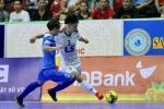 Trực tiếp Futsal HDBank VĐQG 2018: Thái Sơn Nam vs Thái Sơn Bắc
