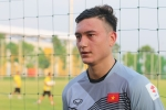 Đặng Văn Lâm: Cầu thủ Olympic Việt Nam không phải đối thủ của nhau