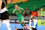 Futsal Sanna Khánh Hòa tạo lịch sử tại giải Futsal CLB Đông Nam Á 2017