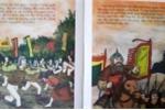 Truyện tranh lịch sử có hình phản cảm: Thông tin mới từ NXB Giáo dục