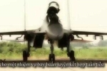 Video: Không quân rèn luyện với máy bay SU 30MK2