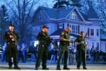 Tận mắt cảnh bắt giữ nghi phạm đánh bom ở Boston
