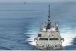 Chiến hạm Mỹ sẽ có mặt ở Biển Đông trong 24h tới