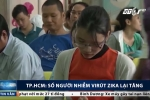 Số người nhiễm virus Zika tại TP.HCM gia tăng