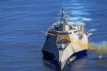 Mỹ phóng 'sát thủ diệt hạm' nắn gân Trung Quốc ở Thái Bình Dương