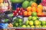 Hoa quả Trung Quốc 'đội lốt' hàng Việt tràn lan các chợ