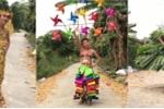 Clip: Victoria's Secret Show phiên bản 'ao làng' tái xuất khiến dân mạng nức lòng