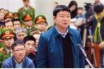 Bị cáo Đinh La Thăng xin được tại ngoại