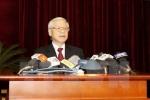 Tổng Bí thư Nguyễn Phú Trọng: 'Bộ máy hệ thống chính trị còn cồng kềnh, kém hiệu lực'