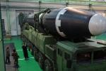 Báo Nhật tiết lộ thông tin sốc về dự án phát triển tên lửa Triều Tiên
