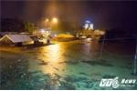 Ảnh hưởng bão số 14: Đêm nay Nam Trung Bộ mưa rất to