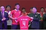 CLB Viettel xuat quan V-League 2019, Bui Tien Dung lam doi truong hinh anh 1