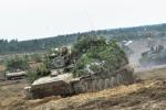 Ảnh: Dàn tăng thiết giáp dũng mãnh của Nga và Belarus trong tập trận Zapad-2017