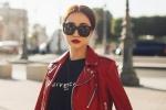 Hòa Minzy khoe gu thời trang cá tính ở trời Âu, chăm chỉ đi mua sắm hàng hiệu