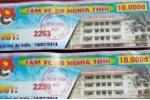 Bệnh viện Mắt TP.HCM phát hành vé số sai luật