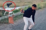 Clip dùng flycam đi cướp thời công nghệ 4.0 khiến dân mạng cười té ghế