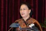 Chủ tịch Quốc hội: Đấu tranh với những vi phạm vẫn còn tình trạng nể nang, ngại va chạm