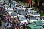 Từ 1/1/2018, dừng đăng kiểm ô tô không đáp ứng được mức khí thải