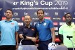 HLV Curacao nói gì về Việt Nam trước thềm chung kết King's Cup 2019?