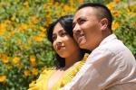 MC 'Chúng tôi là chiến sĩ' và hôn phu: Gương vỡ lại lành?