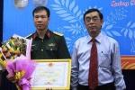 Xạ thủ Hoàng Xuân Vinh được vinh danh tại quê nhà