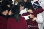 Vận động viên Triều Tiên – Hàn Quốc chia tay trong nước mắt