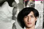 Tài tử hàng đầu Nhật Bản lộ ảnh giường chiếu với phụ nữ có chồng