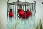 IS 'luộc' 7 chiến binh đào ngũ trong vạc nước sôi