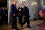 Ông Putin và trợ lý có thể đã bị mật vụ Mỹ thu thập thông tin tại Hội nghị Helsinki