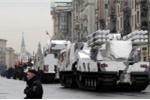 Vũ khí Nga rầm rập tiến về Matxcơva chuẩn bị cho lễ duyệt binh Ngày Chiến thắng