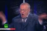 Video: Tranh cãi gay gắt, ứng viên Tổng thống Nga tạt nước vào mặt nhau