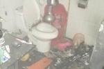 Video: Cháy phòng tắm, chồng lộ 'quỹ đen' 711 triệu đồng