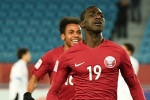 Video: U23 Việt Nam phải 'kèm chết' sát thủ U23 Qatar